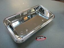 78 79 80 81 82 83 84 85 86 87 EL CAMINO NEW CHROME TAILGATE LICENSE PLATE POCKET