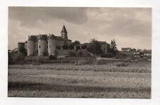 PHOTO ANCIENNE - Ville Pommiers Rhône Beaujolais Rue 1952 Vintage