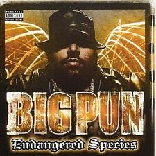 Endangered Species [PA] by Big Pun (CD, Apr-2001, Epic (USA))