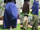 Vintage Bohemian Funky Cotton Long Maxi Free Size Skirt Hippy Gypsy Boho Summer