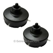 Tweeter Speaker PA DJ Horn Replacement Piezo Compression Drivers 300W