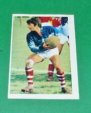 N°11 ERIC PACHE AUCH AGEDUCATIFS RUGBY EN ACTION 1972-1973 PANINI