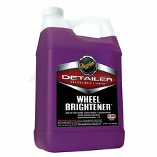 Meguiars Detailing Products D14001 Auto Wheel Brightener Cleaner -1 Gallon