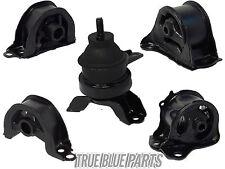 Engine & Transmission Motor Mount Kit For 97-01 Honda CRV 2.0 (Set of 5 Mounts)