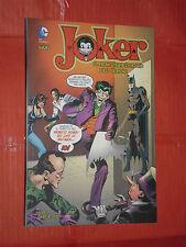 BATMAN JOKER il principe pagliaccio del crimine N°1-volume brossurato DC lion