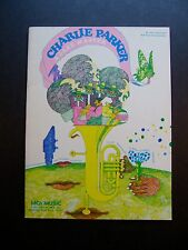 Charlie Parker Jazz Master Songbook B and C Instruments with Piano Accompaniment