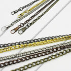 Retail-38CM Alloy Pocket Watch Chain Black/Silver/Golden/Bronze/Copper 5 Colors