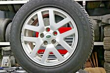 "4 x Genuine Original Land Range Rover Sport 18"" Alloy wheels, Discovery 3, VW T5"