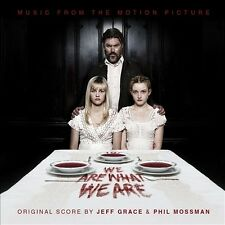 We Are What We Are [Music from the Motion Picture] (CD, Sep-2013, Milan)