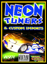 IMPORTS andSPORT Compacts, NEON TUNERS, GLOW OFF, A MAIN EVENT ENTERTAINMENT DVD