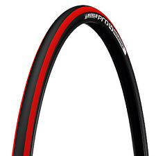Michelin Pro 4 Endurance V2 Road Bike Tyre - 700 x 23 - Red / Black