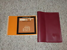 1970 Porsche 911T 911 T Factory Owner's Owners Manual Book Targa Coupe w/ Case