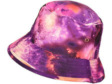 Galaxy Bucket Hat Boonie Hunting Fishing Outdoor Cap Mens Womens Sun Camping Prp