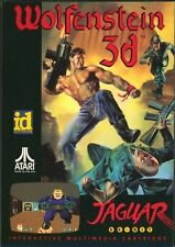 Wolfenstein 3-D Atari Jaguar Game Cartridge