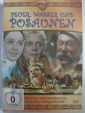 Feuer Wasser und Posaunen - Märchen aus Russland - Zauberer, Odyssee, Kinder
