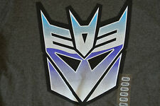 Authentic 2012 Hasbro Transformer Face T-Shirt S NWT$29  More Than Meets The Eye