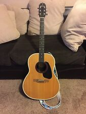 Applause AA14-4 Acoustic Guitar Vintage Natural RARE USA