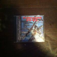 Strikers 1945 Agetec Playstation 1 PS1 Disc only (manual is cut)