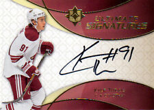 08-09 Ultimate Collection ULTIMATE SIGNATURES Kyle TURRIS - Coyotes Rookie