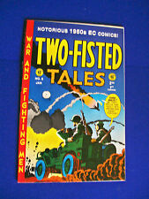 Two Fisted Tales 6: golden age EC Comics color rep. Russ Cochran 1992 series.New