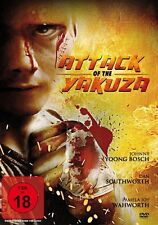 Attack of the Yakuza ( Actionfilm ) mit Pamela Walworth, Pamela Walworth NEU OVP