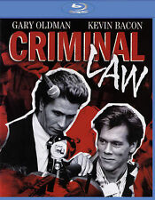 Criminal Law (Blu-ray) Gary Oldman/Kevin Bacon BRAND NEW SEALED