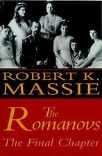 Acc, The Romanovs: The Final Chapter, Massie, Robert K., 0394580486, Book