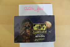 BOOSTER BOX STAR WARS CCG DECIPHER A NEW HOPE LIMITED EDITION JAP JAPAN