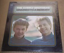 THE EVERLY BROTHERS - Chained to a Memory - Harmony HS 11388 SEALED