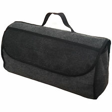 1xQUALITY LARGE CARPET BOOT STORAGE BAG ORGANIZER TOOLS CAR CARE PROTECTION PETS