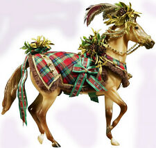 BREYER #700119 - WOODLAND SPLENDOR 2016 HOLIDAY HORSE - FREE SHIP US - IN STOCK