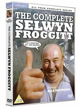 OH NO IT'S SELWYN FROGGITT the complete series. 4 Disc Set. New sealed DVD.