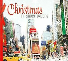 TSC MUSIC-CHRISTMAS IN TIMES SQUARE  CD NEW