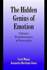 The Hidden Genius of Emotion: Lifespan Transformations of Personality (Studies i