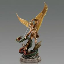 Michael Angel of Protection - Archangels of the Lord - Bradford Exchange