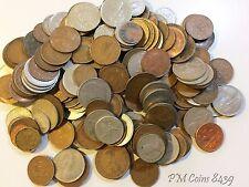 Gran Colección De Monedas Antiguas 1.5 kg pre Decimal, decimal, Pre-euro irlandés [8439]