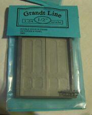 G Scale Train Grandt Line 1/2 1/24 Scale Victorian Door Scratchbuilding 3963