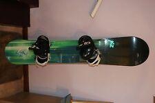 K2 Nemisis Snowboard 165cm Excellent Board (Not Bindings)