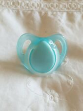 ♡REBORN BABY♡ TOMMEE TIPPEE♡ BLUE♡MAGNETIC POUCH SOOTHER~REBORN BABY DOLL