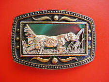 VTG Hunting Dog CII New York Belt Buckle
