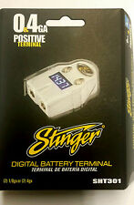 Stinger Shoc-Krome 0 4 Gauge Awg Digital Battery Positive Terminal Cover SHT301