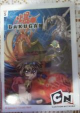 Bakugan, Vol. 5: The Game Is Real (DVD, 2009)