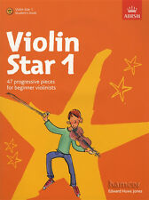 Violin Star 1 Student's Book Sheet Music Book/CD ABRSM Pupil Beginner's