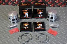 2 x Vito's Performance Banshee pistons & rings 68.50 cast BIG BORE 13 degree