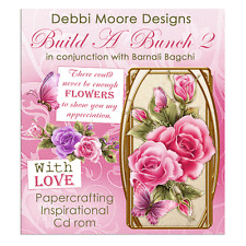 Debbi Moore Designs Build A Bunch 2 Crafting CD Rom (324668)
