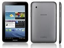 8GB Black Samsung Galaxy Tab 2 7.0 Wi-Fi only Bluetooth Android 4.2.2 Jelly Bean