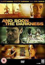 And Soon The Darkness (Karl Urban) - Disc Only