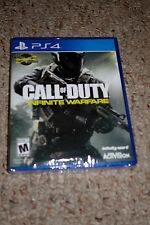 Call of Duty: Infinite Warfare (Sony PlayStation 4, 2016) NEW ps4 Sealed
