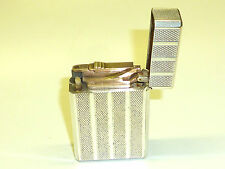 S.T. DUPONT PARIS BRIQUET WICK POCKET LIGHTER - BREVETE TOUS PAYS - FRANCE -RARE