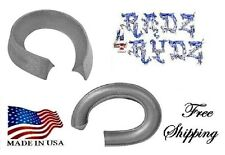 """1969-2004 F100 F150 F250 F350 Bronco Excursion 2.5"""" Lift Kit Coil Spring Spacers"""
